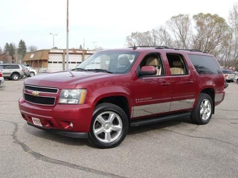 2007 Chevrolet Suburban for sale at MOTORS N MORE in Brainerd MN