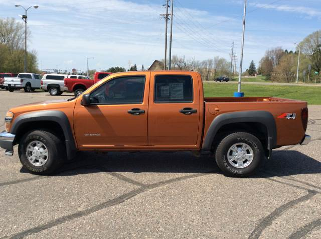 2005 Chevrolet Colorado for sale at MOTORS N MORE in Brainerd MN