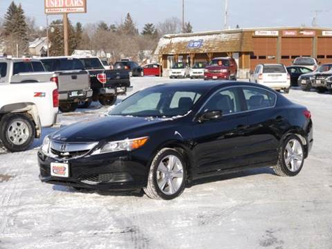 2015 Acura ILX for sale at MOTORS N MORE in Brainerd MN