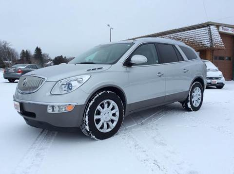2011 Buick Enclave for sale at MOTORS N MORE in Brainerd MN