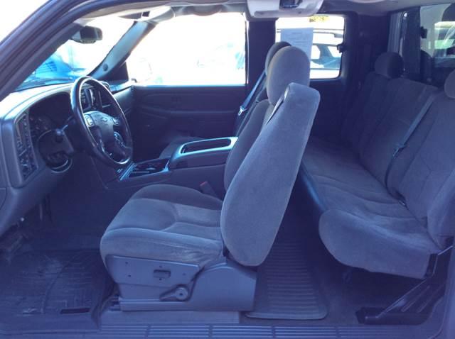 2006 Chevrolet Silverado 1500 for sale at MOTORS N MORE in Brainerd MN