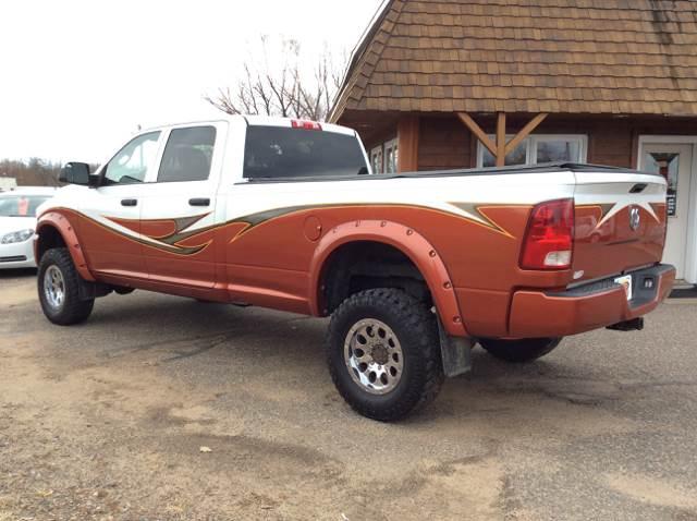 2010 Dodge Ram Pickup 2500 for sale at MOTORS N MORE in Brainerd MN
