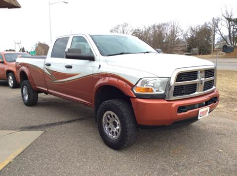 2010 Dodge Ram Pickup 2500 for sale at MOTORS N MORE in Brainerd MN