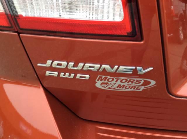 2014 Dodge Journey for sale at MOTORS N MORE in Brainerd MN