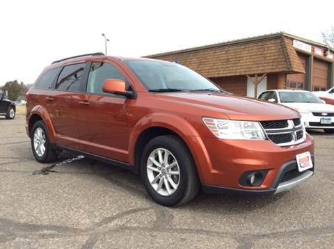 2014 Dodge Journey for sale at MOTORS N MORE in Brainerd MN