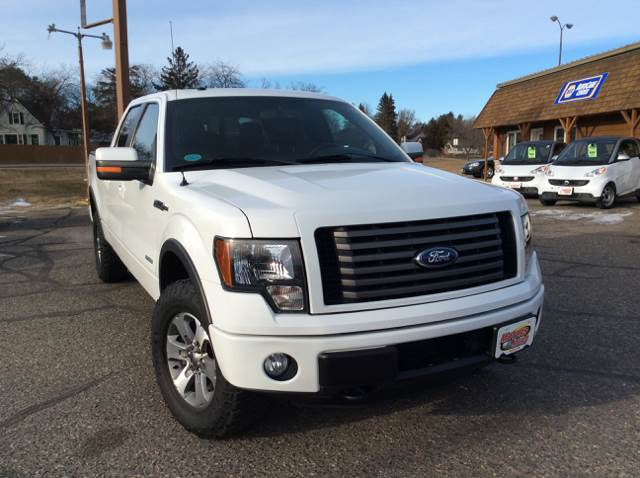 2011 Ford F-150 for sale at MOTORS N MORE in Brainerd MN
