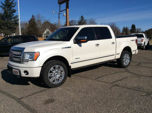 2012 Ford F-150 for sale at MOTORS N MORE in Brainerd MN