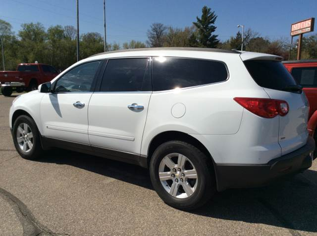 2010 Chevrolet Traverse for sale at MOTORS N MORE in Brainerd MN