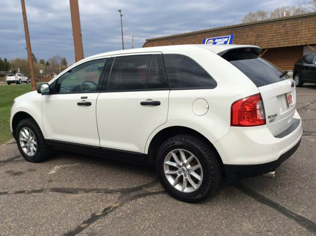 2013 Ford Edge for sale at MOTORS N MORE in Brainerd MN