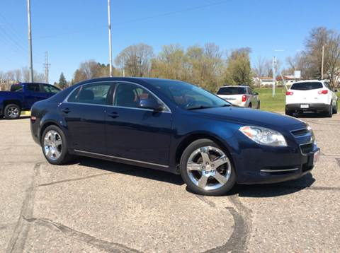 2011 Chevrolet Malibu for sale at MOTORS N MORE in Brainerd MN