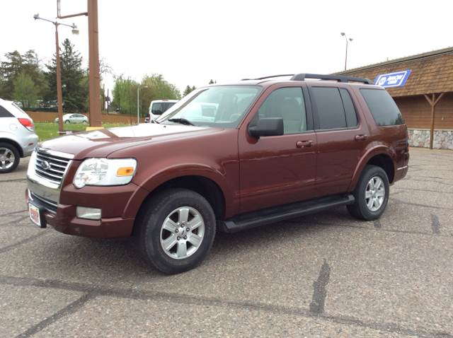 2009 Ford Explorer for sale at MOTORS N MORE in Brainerd MN