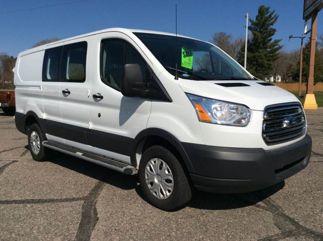 2016 Ford Transit Cargo for sale at MOTORS N MORE in Brainerd MN