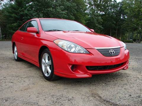 2004 Toyota Camry Solara for sale in Plainville, CT