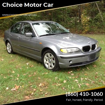 Cars For Sale in Plainville, CT - Choice Motor Car