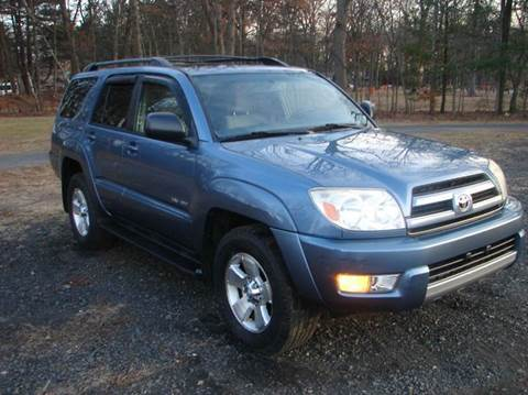2004 Toyota 4Runner for sale at Choice Motor Car in Plainville CT