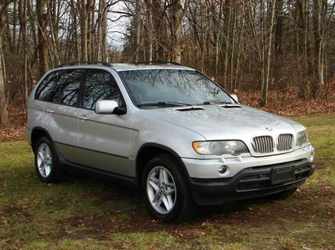 2003 BMW X5 for sale at Choice Motor Car in Plainville CT