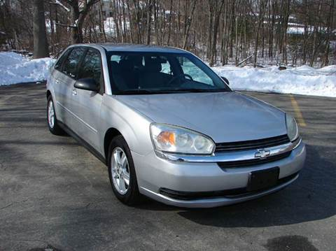 2004 Chevrolet Malibu Maxx for sale at Choice Motor Car in Plainville CT