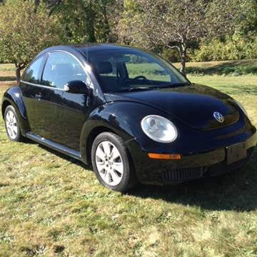 2009 Volkswagen New Beetle for sale at Choice Motor Car in Plainville CT