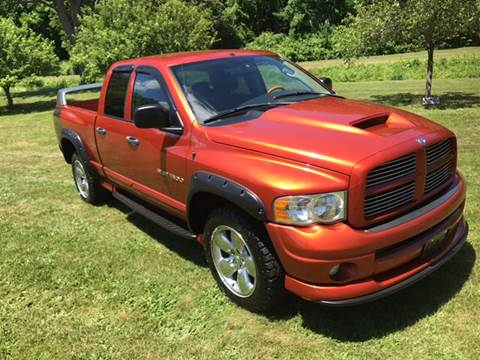 2005 Dodge Ram Pickup 1500 for sale at Choice Motor Car in Plainville CT