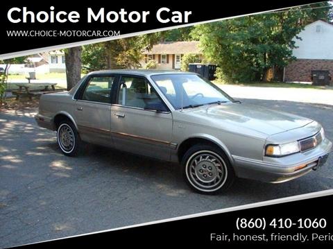 1996 Oldsmobile Ciera for sale in Plainville, CT
