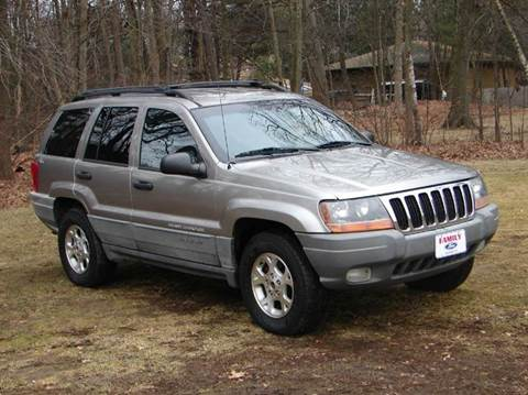 1999 Jeep Grand Cherokee for sale at Choice Motor Car in Plainville CT