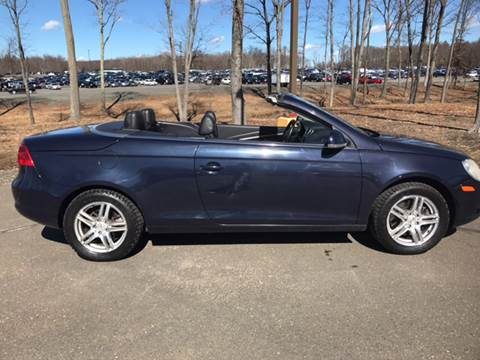 2007 Volkswagen Eos for sale at Choice Motor Car in Plainville CT