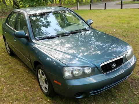 2002 Hyundai Elantra for sale at Choice Motor Car in Plainville CT