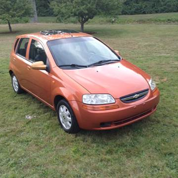 2004 Chevrolet Aveo For Sale Carsforsale
