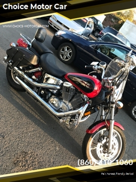 2000 Honda Shadow 1100cc for sale in Plainville, CT