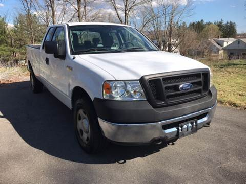2006 Ford F-150 for sale at Choice Motor Car in Plainville CT