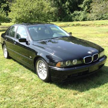 2002 BMW 5 Series for sale in Plainville, CT