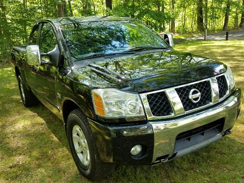 2004 Nissan Titan for sale at Choice Motor Car in Plainville CT