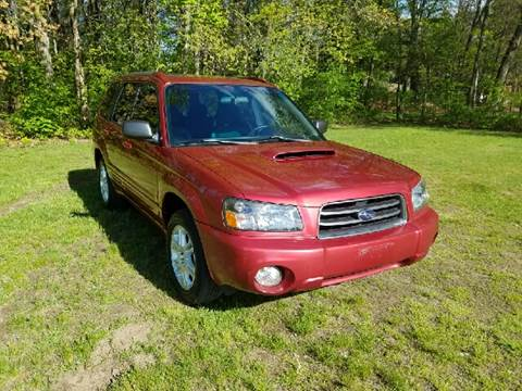 2005 Subaru Forester for sale at Choice Motor Car in Plainville CT