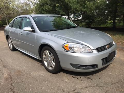 2011 Chevrolet Impala for sale at Choice Motor Car in Plainville CT