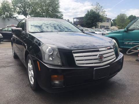 2007 Cadillac CTS for sale at Choice Motor Car in Plainville CT