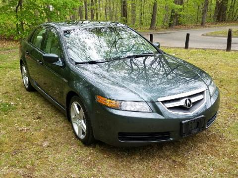 2005 Acura TL for sale at Choice Motor Car in Plainville CT