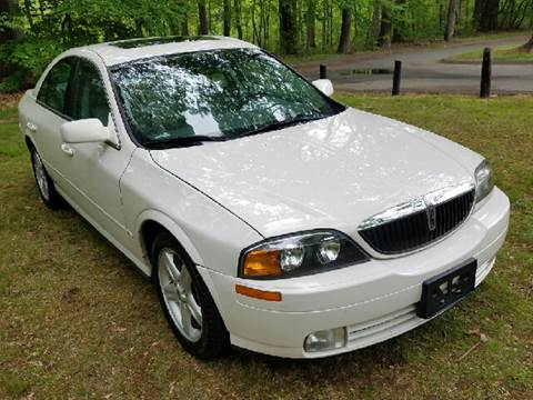 2001 Lincoln LS for sale in Plainville, CT