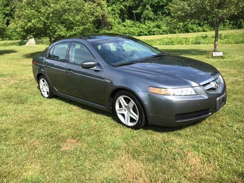 2004 Acura TL for sale at Choice Motor Car in Plainville CT