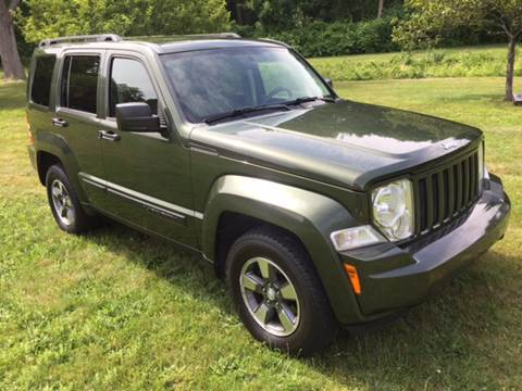 2008 Jeep Liberty for sale at Choice Motor Car in Plainville CT