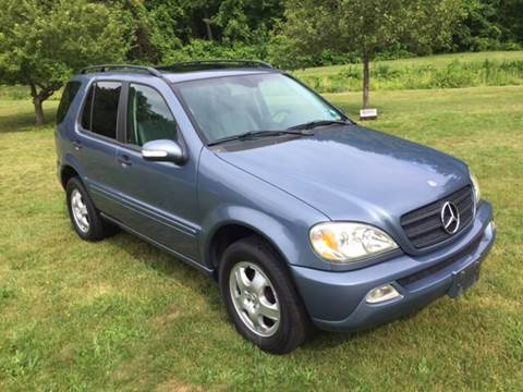 2004 Mercedes-Benz M-Class for sale at Choice Motor Car in Plainville CT
