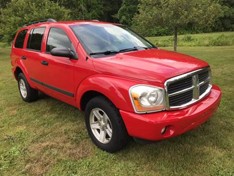 2006 Dodge Durango for sale at Choice Motor Car in Plainville CT