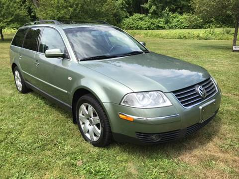 2002 Volkswagen Passat for sale at Choice Motor Car in Plainville CT
