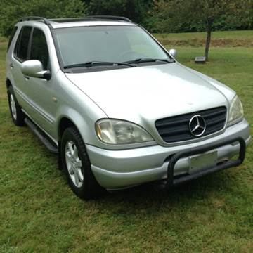 1999 Mercedes-Benz M-Class for sale in Plainville, CT