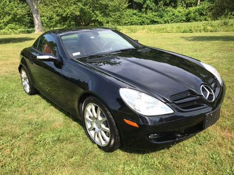 2005 Mercedes-Benz SLK for sale at Choice Motor Car in Plainville CT