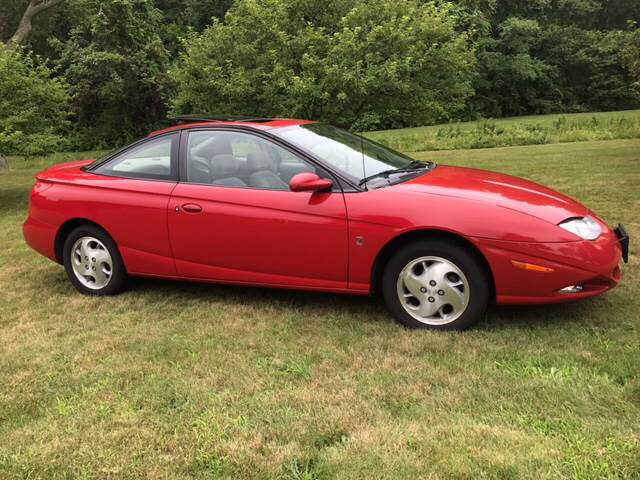 2002 Saturn S Series Sc2 3dr Coupe In Plainville Ct Choice Motor Car