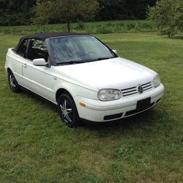 2001 Volkswagen Cabrio for sale in Plainville, CT