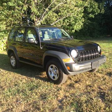 2007 Jeep Liberty for sale in Plainville, CT