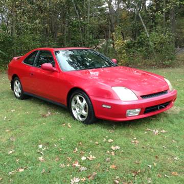2001 Honda Prelude for sale at Choice Motor Car in Plainville CT