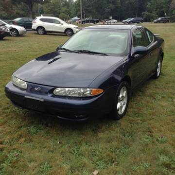 2001 Oldsmobile Alero for sale at Choice Motor Car in Plainville CT