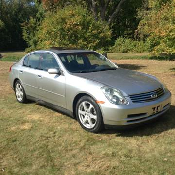 2003 Infiniti G35 for sale in Plainville, CT